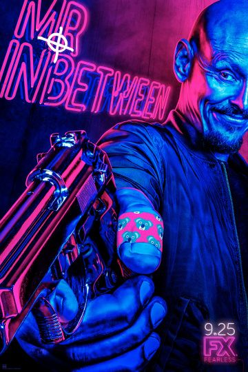 Решала / Mr Inbetween (2018)